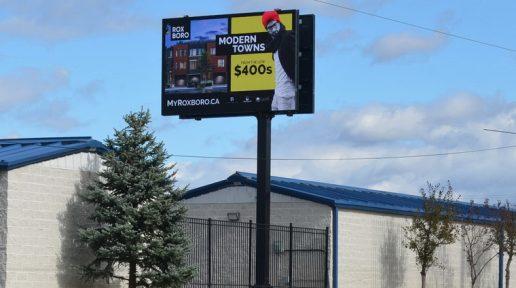 Commercial business plaza LED digital display sign Greentak 760x435 019