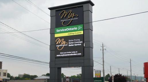 Commercial business plaza LED digital display sign Greentak 760x435 029